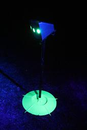 Green Blaster Light Glow Gear Recharger