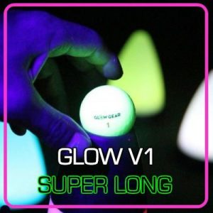 Glow V1 – Single ball – best hitting night golf ball 1