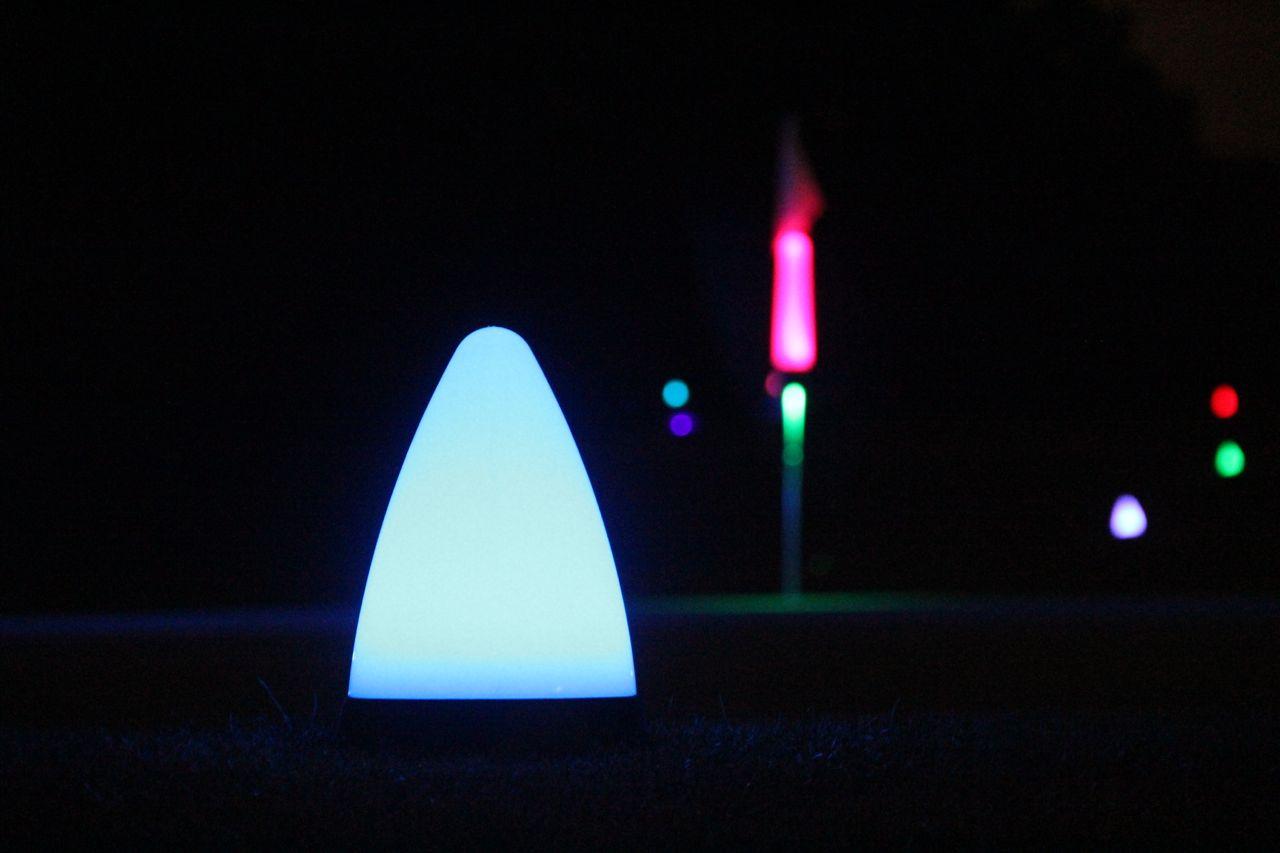 10″ TEAR DROP MARKER LIGHTS – Rechargeable 13