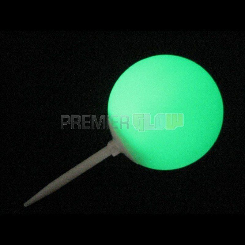 TEE BOX GOLF BALL SPIKE LIGHT