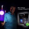 Glow Charger + 2 GlowV1 balls